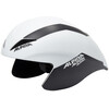 Alpina Elexxion TT Helmet white-black